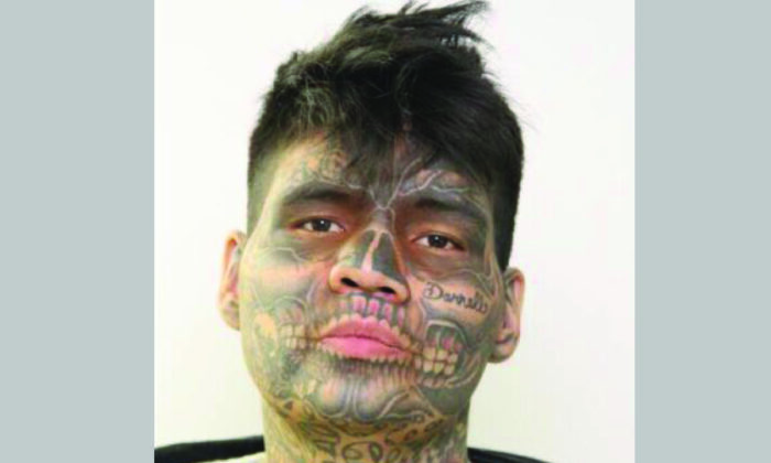 Clint Carifelle, 30, last seen at a home in Edmonton on Feb. 24, 2021, may be heading toward Saskatchewan. (Edmonton Police)