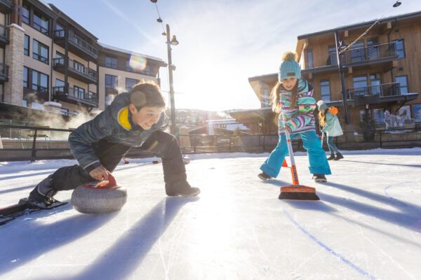 snowmass curling