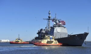 Updates on CCP Virus: 2 US Navy Warships in Mideast Hit by Outbreaks