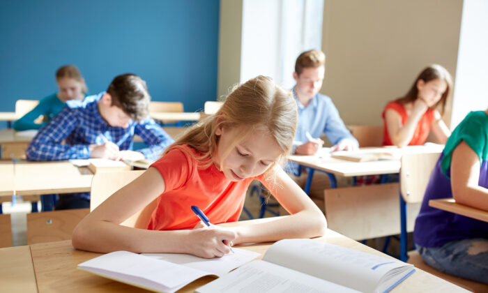 Test scores in our elementary and secondary schools are either stagnant or falling. (Syda Productions/Shutterstock)