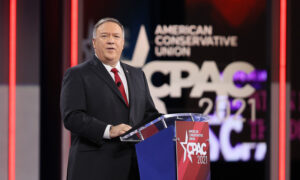 Pompeo Touts Success of Trump's 'America First' Foreign Policy Achievements at CPAC