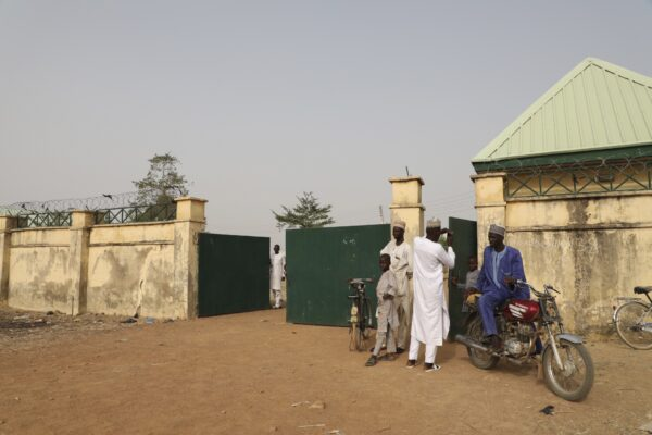 Nigeria kidnapped schoold students