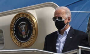 Biden: Syria Airstrikes Tell Iran, 'You Can't Act With Impunity'