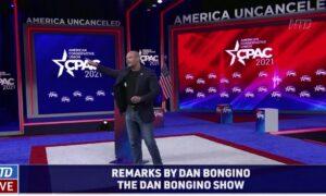 Dan Bongino Speaks at CPAC