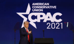 Trump Hints at 2024 Run, Blasts Biden, Calls for Unified GOP