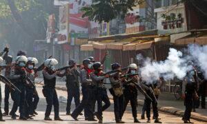 UK Sanctions Burmese Conglomerate Linked to Military Junta