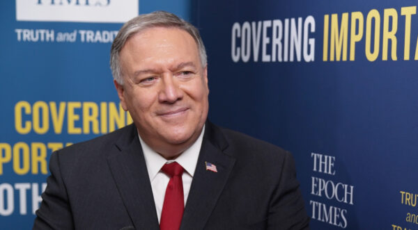 Video: Mike Pompeo: Trump Administration Exposed 'Irrefutable' Facts on China