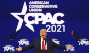 Video: Live Q&A: Trump Returns to Public Stage Through CPAC