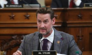 Chinese Regime's Forced Organ Harvesting an 'Egregious Crime': Rep. Steube