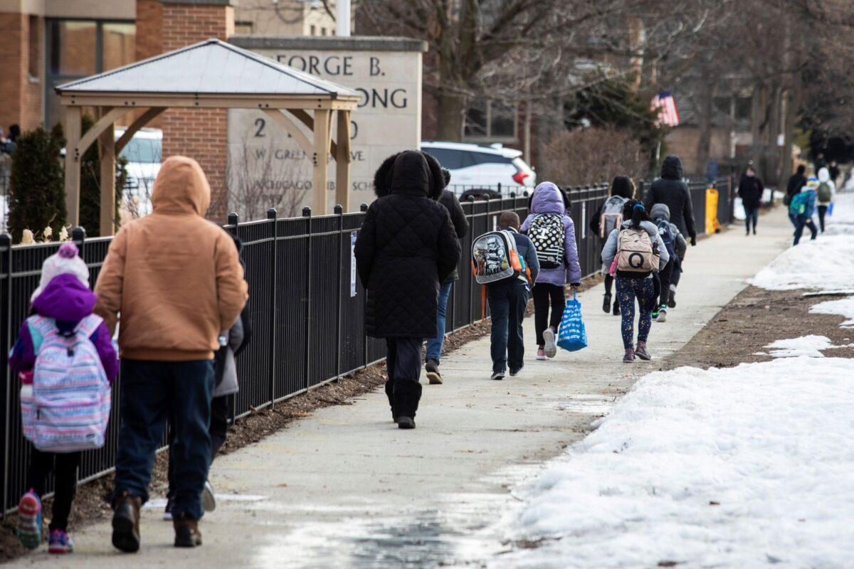 schools open Chicago