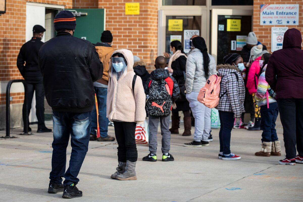 schools open in Chicago