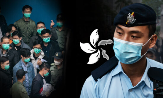 China Insider: Leading Hong Kong Dissidents Charged With Subversion