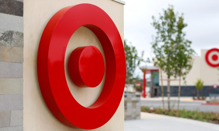 A Target logo is shown in San Diego, Calif., on May 17, 2016. (Mike Blake/Reuters)