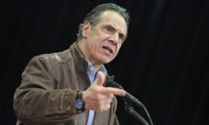 Third Woman Accuses Cuomo of Making Unwanted Advances