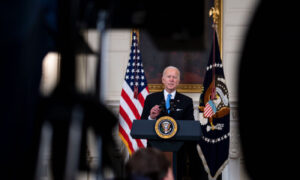 Biden Strikes Deal With Senate Democrats on Stimulus Check Ramps and Unemployment Boost