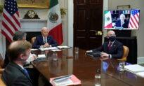Biden Meets Virtually With Mexican Leader on Immigration, CCP Virus, Climate Issues