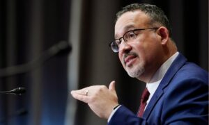 Many Students Could Be Back at School 5 Days a Week by Spring: Education Secretary Cardona