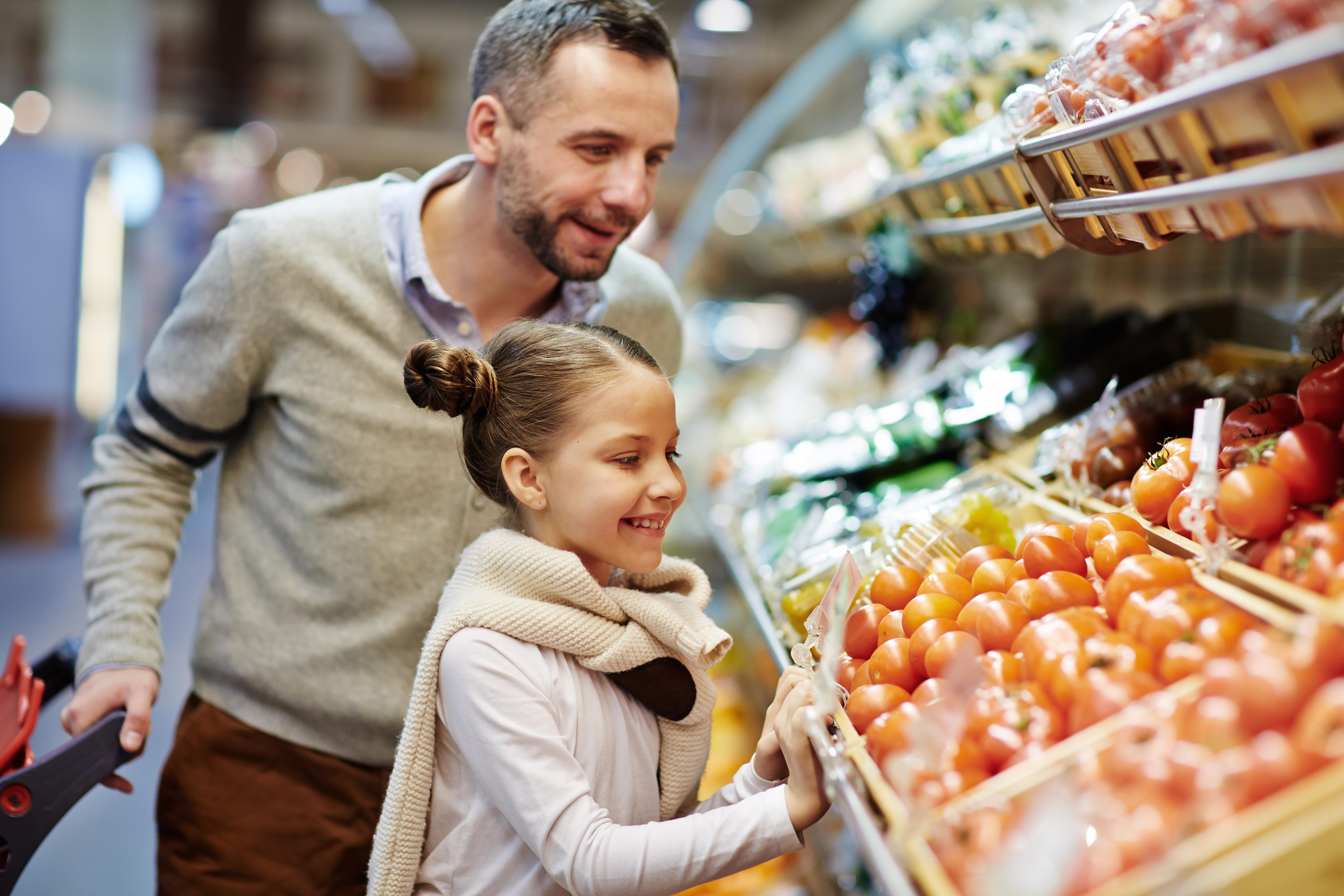 Besides food, grocery trips usually bring home a host of unwelcome chemicals that we are better off avoiding. (Pressmaster/Shutterstock)