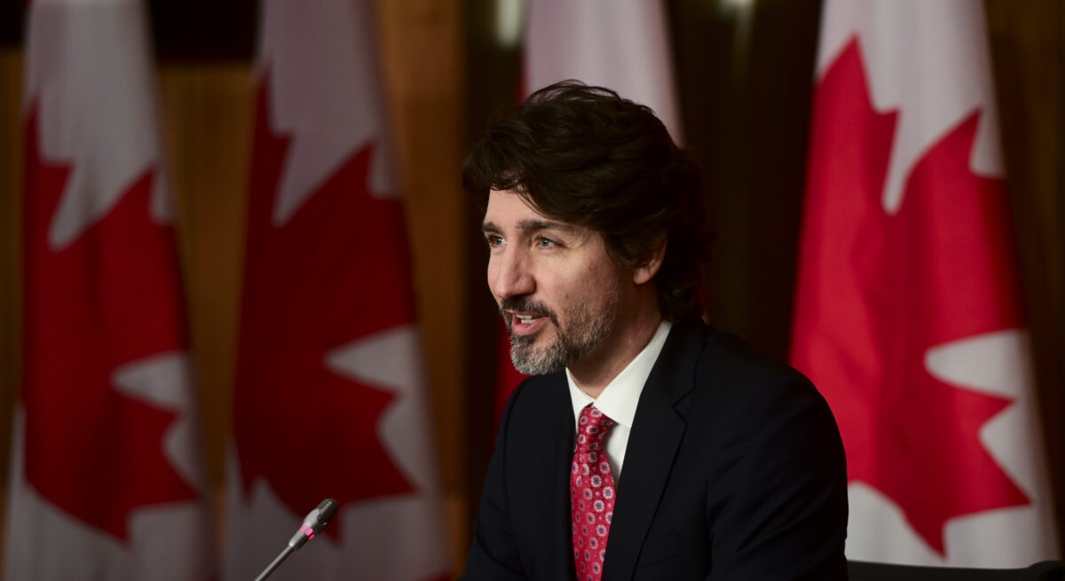 Trudeau Rejects Chinese Ambassador's Claim That Detention of 'Two Michaels' Unconnected to Meng's Arrest