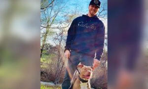'I Would Die for My Dog': Man Fights Off 350-Pound Bear Empty-Handed to Save His Best Friend