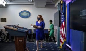 White House Says No Announcement on Neera Tanden Replacement This Week