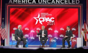 The Three Winners at CPAC 2021