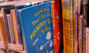 Banned Dr. Seuss Books Selling for Hundreds of Dollars on eBay