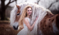 'Rapunzel' Horse With Incredible Golden Mane Is Her Human's 'Childhood Dream That Came True'