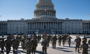 'Militia Group' Possibly Plotting to Breach the Capitol on March 4: Capitol Police