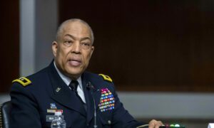 DC National Guard Chief: Pentagon Delayed Deployment on Jan. 6