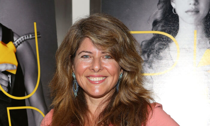 "Naomi Wolf attends ""Pump"" New York Screening at Museum of Modern Art in New York City on Sept. 17, 2014. (Robin Marchant/Getty Images)"