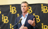 About 20 Percent of Adult Californians Are Vaccinated, Newsom says During Long Beach Visit