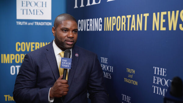 Video: Border Must Be Secured Before Any Talk of Amnesty—Rep. Byron Donalds