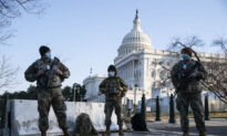 Capitol Police Asks for National Guard Troop Extension to Beyond March 12