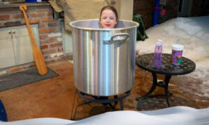 Louisiana Mom Melts Snow in Pot With Propane Torch to Bathe Her 5 Kids When Family Loses Water