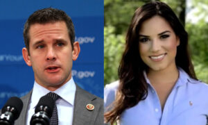Madison Cawthorn Endorses Ex-Trump Aide Catalina Lauf, Kinzinger's Primary Challenger