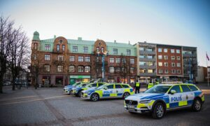 Afghan Suspected of Stabbing 7 Held in Custody in Sweden