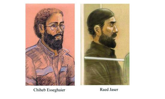 Men Convicted in via Rail Terror Case Received Fair Trial, Supreme Court Says