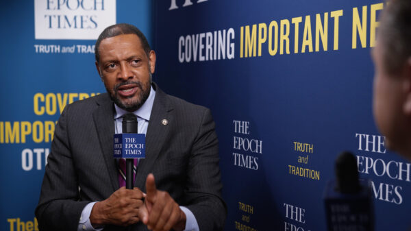 Video: 'They Don't Control Me'—Vernon Jones on Confronting Cancel Culture and Leaving the Democratic Party