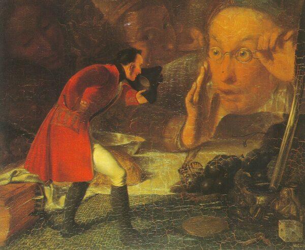 illustration of Gulliver's Travels