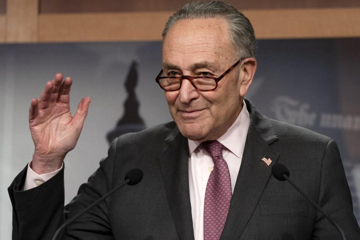 Senate Chuck Schumer