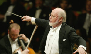 Composer John Williams Restores Music Magic to Films