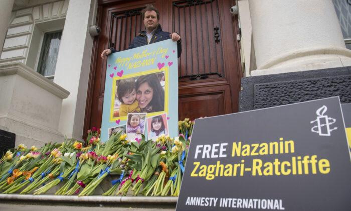 Richard Ratcliffe Nazanin Zaghari-Ratcliffe