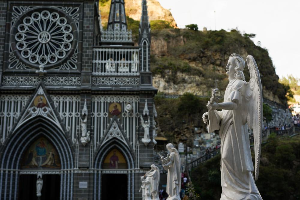 Santuario,De,Las,Lajas,,Potosí,,Ipiales,,Nariño,/,Colombia,-