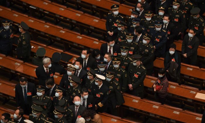 China Increases Defense Budget, Premier Orders the Military to Prepare for War