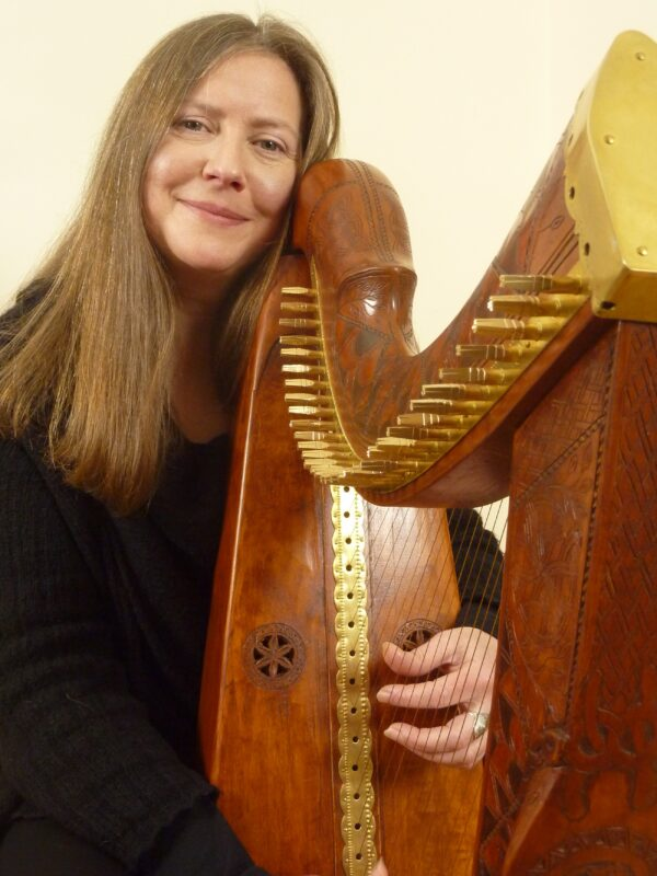 Early Irish Harp