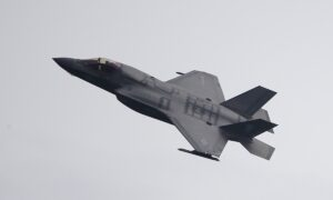 House Armed Services Chairman: 'Stop Throwing Money' at F-35 Fighter Jet