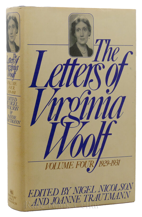 letters of Virginia Woolf