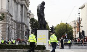 Those Who Damage Memorials Face 10-Year Jail Term Under New UK Bill