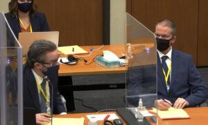 Jury Selection Begins in Trial of Ex-officer in George Floyd's Death